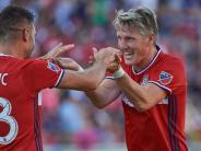 All-Star-Spiel: Fans wählen Schweinsteiger zum MLS-All-Star-Kapitän
