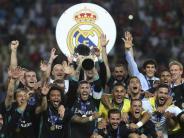Franzose hat noch Hunger: Super Cup sechster Triumph der Zizou-Ära für Real