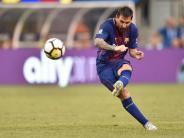 Spanischer Supercup: Messi will gegen Real fünfjährige Durststrecke beenden
