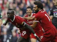 Premier League: ManUnited souverän - Liverpool siegt - Arsenal patzt