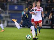 Adduktorenprobleme: RB Leipzig bangt weiter um Einsatz von Keita