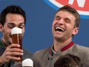 Schwere Phase bei Bayern: Müller stellt Ego zurück: «Haben schon genug Unruhe»