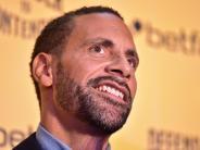 Britische Lizenz als Ziel: Englands Ex-Nationalspieler Ferdinand wird Boxer