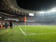 CL-Spiel gegen Leipzig: Flutlichtausfall: UEFA ermittelt gegen Besiktas