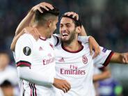 Frühe Saisonkrise: AC Mailand vor dem «Derby der Angst»