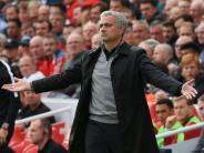 Premier League: Mourinho will Karriere nicht bei Man United beenden