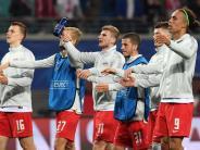 Champions League: RB-Botschaft an die Konkurrenz: «Schöne Zukunft vor uns»