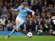 Premier League: Neuer Vertrag bei Man City? De Bruyne hat keine Eile