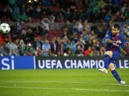 100. Europapokaltor: Messis Meilenstein und Trainer-Zank über 1500 Kilometer