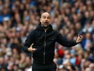 Ligapokal: Guardiola beschwert sich über Spielball: «Nicht akzeptabel»