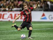 Rookie of the Year: MLS: Gressel erhält Auszeichnung als bester Nachwuchsspieler