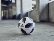 WM 2018 in Russland: WM-Spielball Telstar 18 vorgestellt: Premiere amSamstag