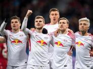 Champions League: RBLeipzigs Reifeprüfung in Monaco