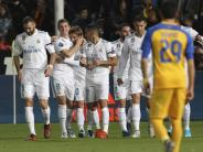 Champions League: Real Madrid zieht ins Achtelfinale ein - Liverpool nur 3:3