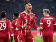 Champions League: Starkes 3:1 gegen Paris: FCBayern sendet Signal an Europa