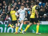 Königsklasse: BVB nach knapper Niederlage bei Real in Europa League