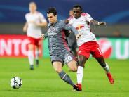 Minimalchance verpasst: RB Leipzig in Königsklasse ausgeschieden