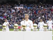 Primera Division: Real Madrid fertigt FCSevilla in 45 Minuten mit 5:0 ab
