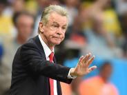 Glaubwürdigkeit leidet: Hitzfeld kritisiert FIFA und russischen Fußball-Boss Mutko