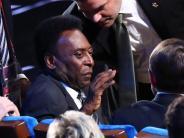 Fußball-Idol: Rätsel um Gesundheitszustand: Pelé sagt London-Reise ab