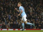 Bis 2023: Kevin De Bruyne verlängert bei Man City