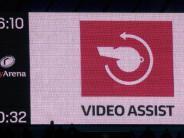 Lob von Regelhütern: Videobeweis: WM-Einsatz immer wahrscheinlicher