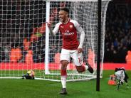 Ex-Dortmunder: Aubameyangs Traumstart bei Arsenal weckt neue Hoffnung