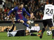 Endspiel komplett: FC Barcelona steht im Finale des spanischen Pokals
