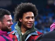 Champions League: Nationalspieler Sané beiManchester City vor Comeback