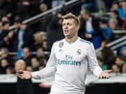 Real Madrid: Toni Kroos erleidet Bänderdehnung im linken Knie