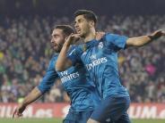 Primera Division: Torfestival in Sevilla:Real Madrid schlägt Betis 5:3
