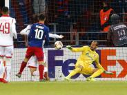 Europa League: ZSKA Moskau nach Sieg gegen Belgrad im Achtelfinale