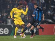 BVB: Batshuayi beklagt rassistische Fan-Rufe in Italien