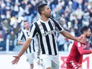 Fußball Serie A: Zu viel Schnee: Juve-Heimspiel gegen Atalanta abgesagt