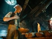 """Kino: """"Big Friendly Giant"""": Neuer Fantasystreifen von Steven Spielberg"""