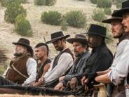 Colts und Revolverhelden: «Die glorreichen Sieben»:Remake mit Starbesetzung