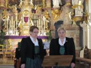 Konzert: Mit Musik das Leiden Christi nahegebracht