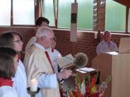 Weihe: Neue Orgel für Uttenhofer Kapelle