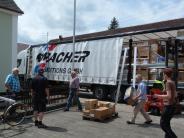 Aktion: Hilfstransport startet am Sonntagabend