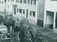 Kriegsbeginn in Mittelschwaben: Nach dem Bartholomämarkt zogen sie hinaus ...