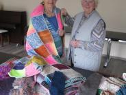 Saisonauftakt: Bunte Wolldecken bereiten viel Freude