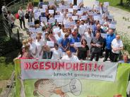 Landkreis Günzbrug: Zusammenstehen gegen den Pflegenotstand im Landkreis