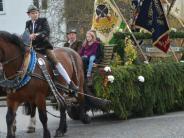 Balzhausen: Ein großes Stelldichein von Reitern und Kutschen
