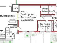 Feuerwehrgerätehaus: Es bleibt bei zwei Schulungsräumen