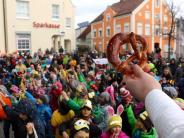 Bildergalerie: Brezenhurre in Ziemetshausen