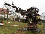 Dinkelscherben: Gemeinde reißt Kunstwerk ab