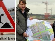 Landkreis Günzburg: Es geht planmäßig voran auf dem Areal Pro