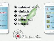 Thannhausen: Eine App, die Tieren und Menschen hilft
