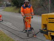 Thannhausen: Diebe stehlen Kompressor-Anhänger