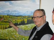 Kunstausstellung: Landschaften in zauberhaftem Licht